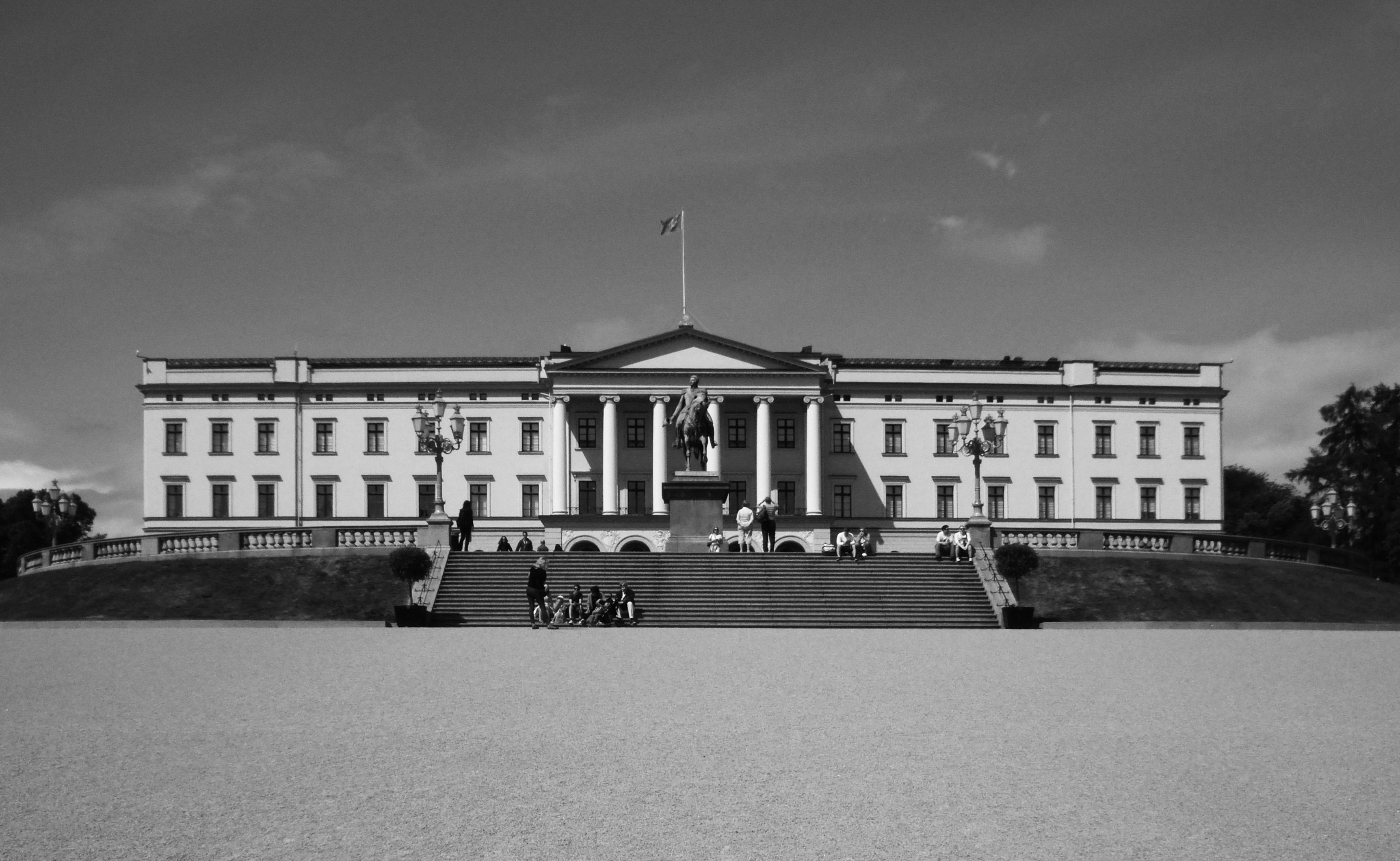 Palacio Real - Royal Palace.