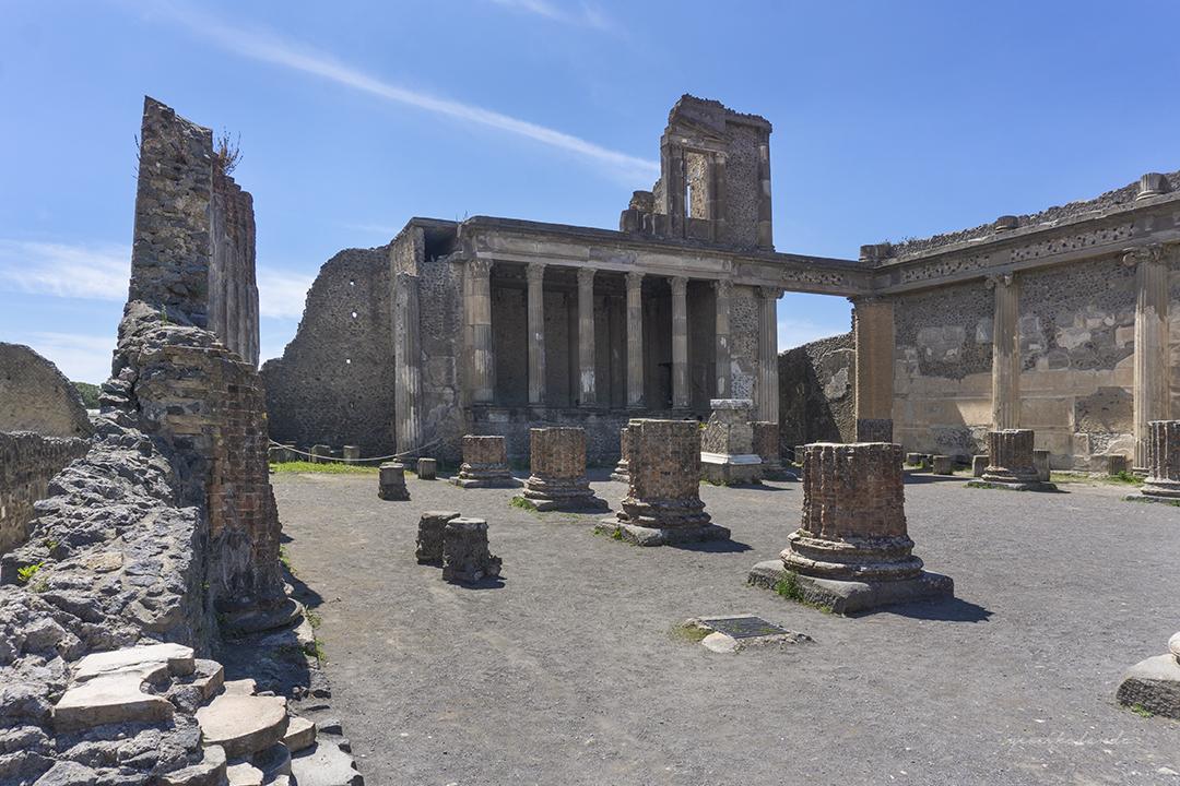 Pompeya… la ciudad sepultada ¡Descúbrela!