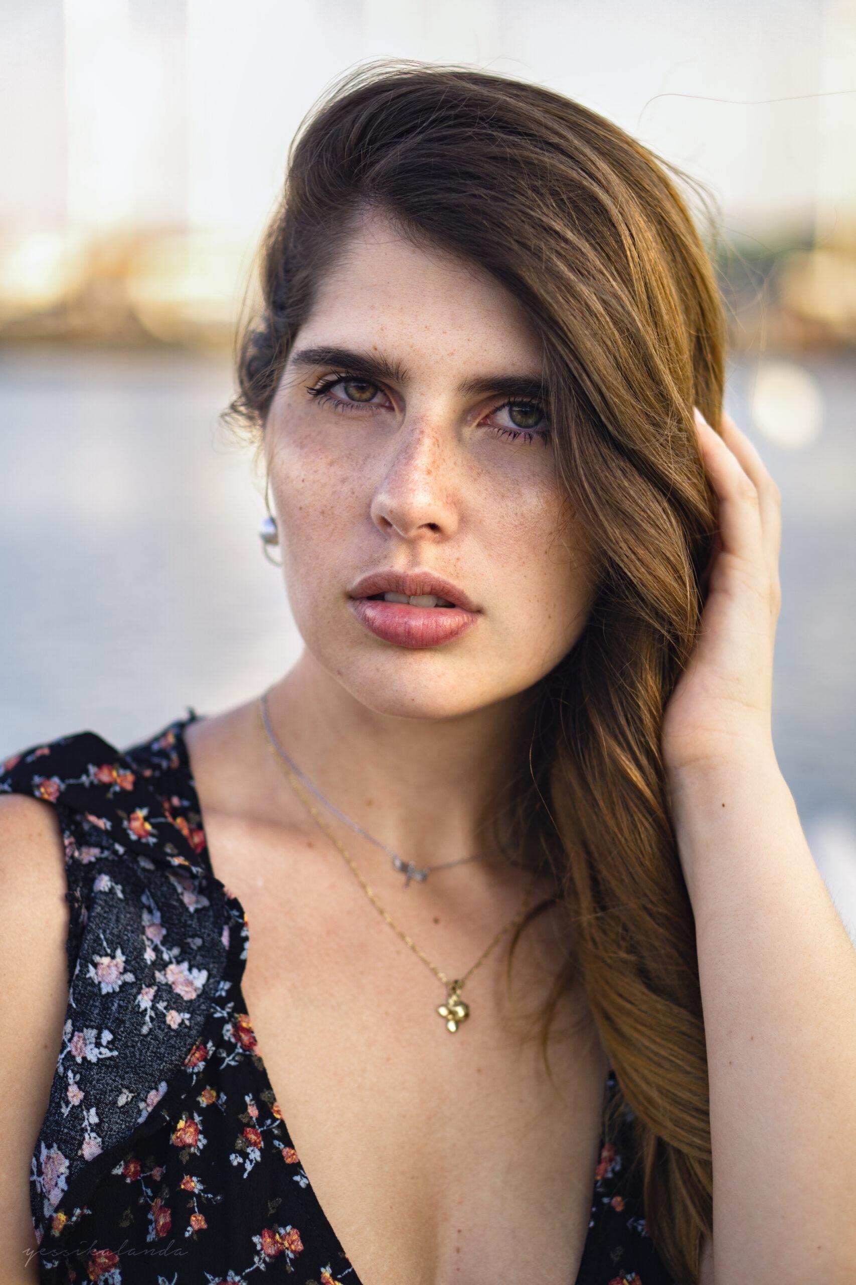 Carla – Photoshoot en el Puerto de Valencia