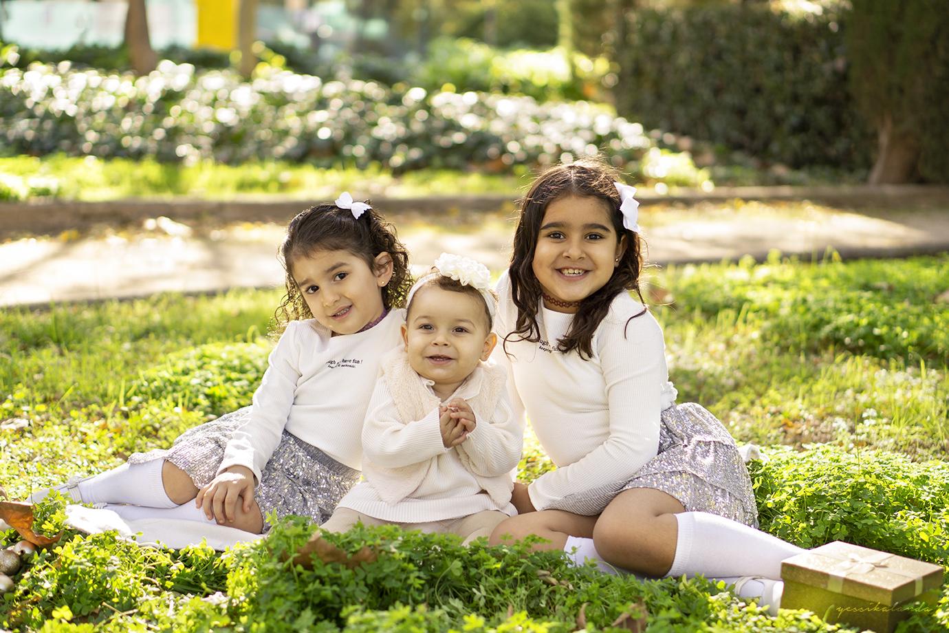 Sesión Navideña Infantil & Familiar